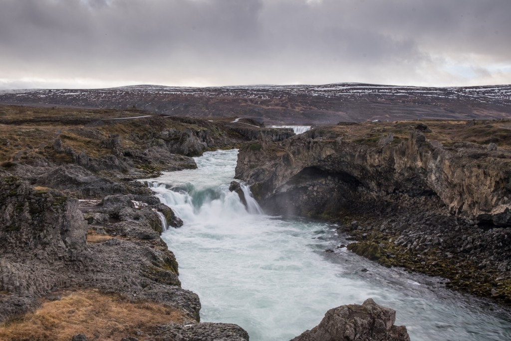 Godafoss Downstream